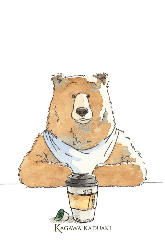 紙コップコーヒー